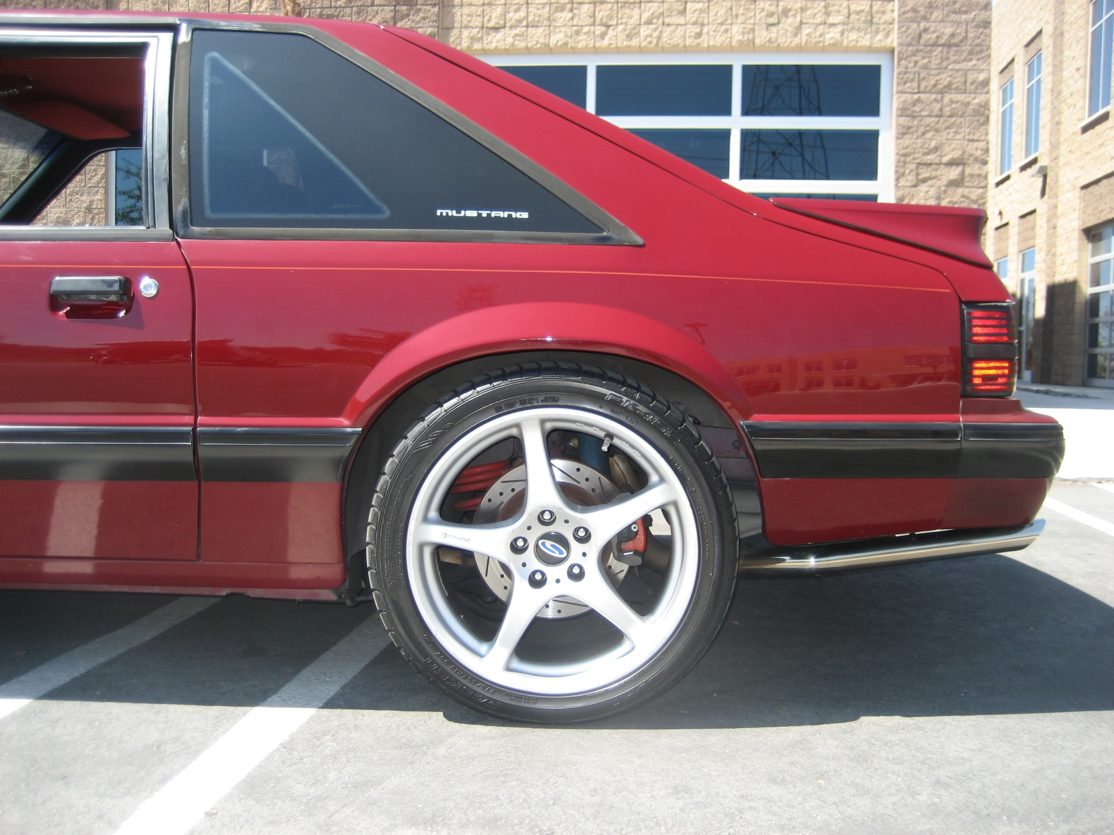 Another martinez331 1989 Ford Mustang post... - 14738117
