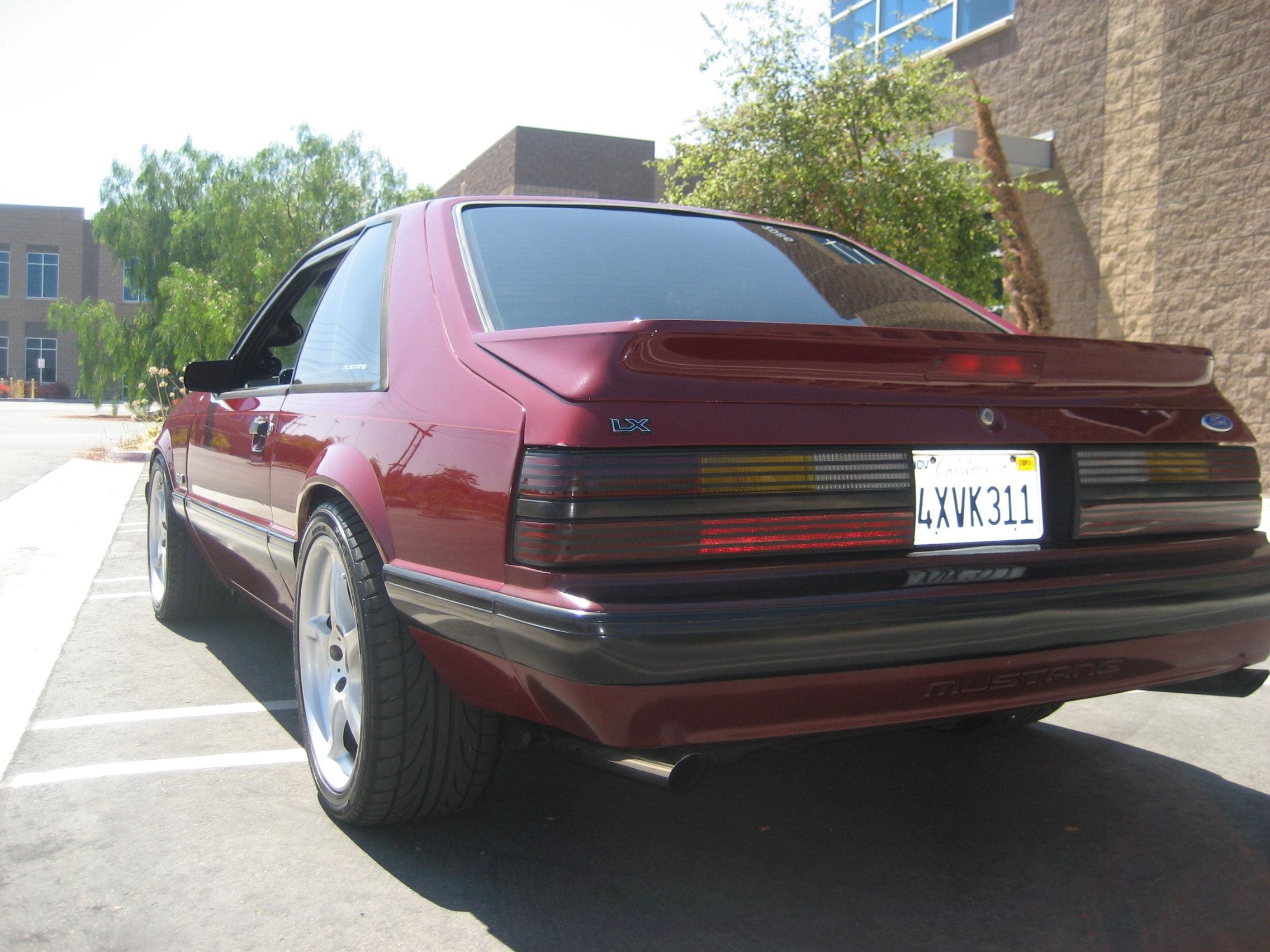 Another martinez331 1989 Ford Mustang post... - 14738118