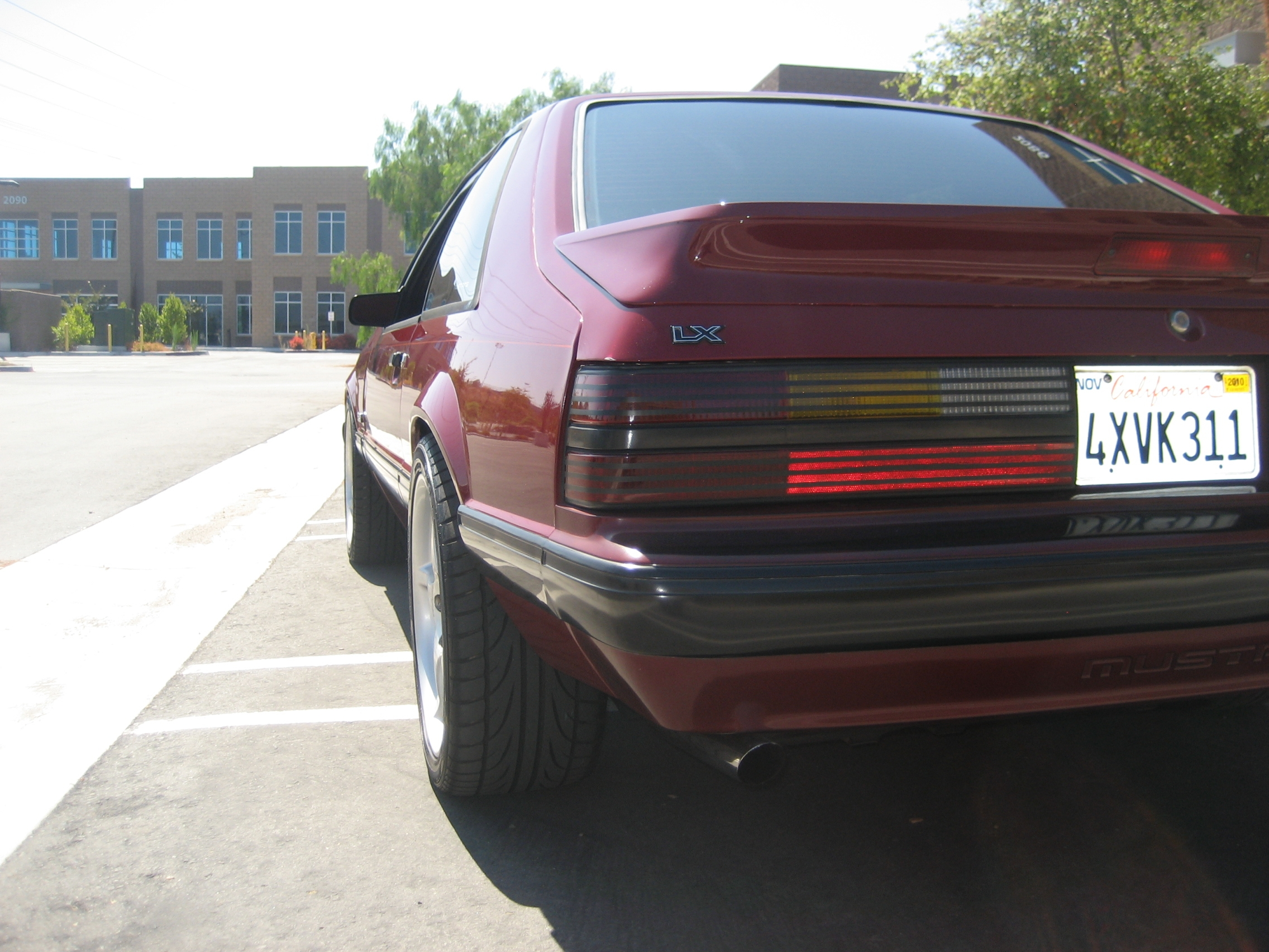 Another martinez331 1989 Ford Mustang post... - 14738119