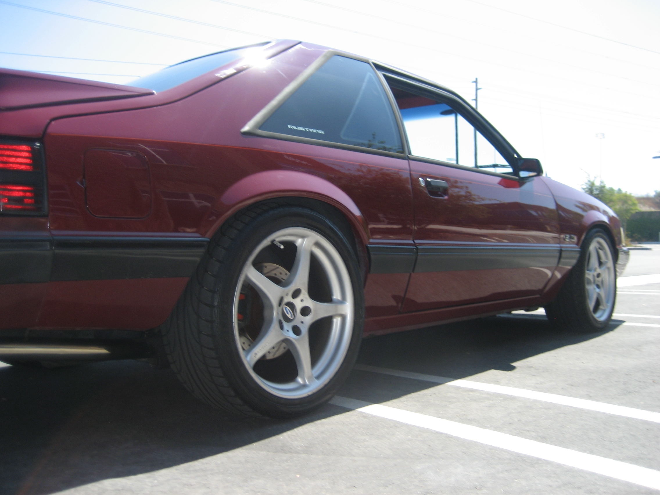 Another martinez331 1989 Ford Mustang post... - 14738137