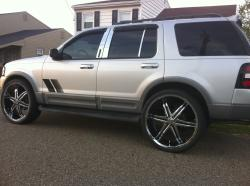 thebignoodle's 2002 Ford Explorer