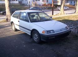 91civichatchy 1991 Honda Civic