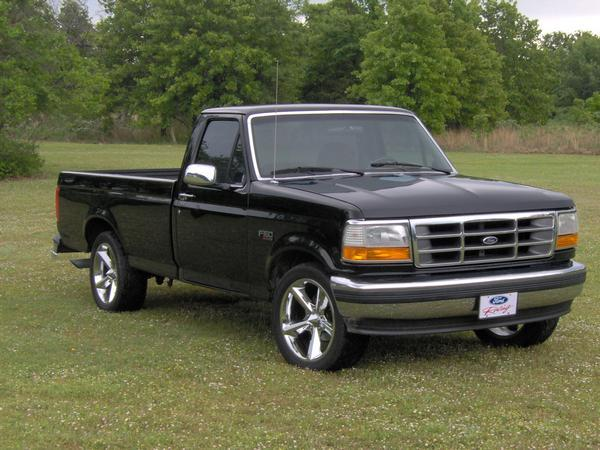 Jeremymiller 1994 Ford F150 Regular Cablong Bed Specs Photos
