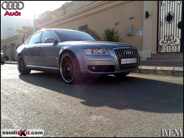 Another BFM56 2006 Audi A8 post... - 14738904