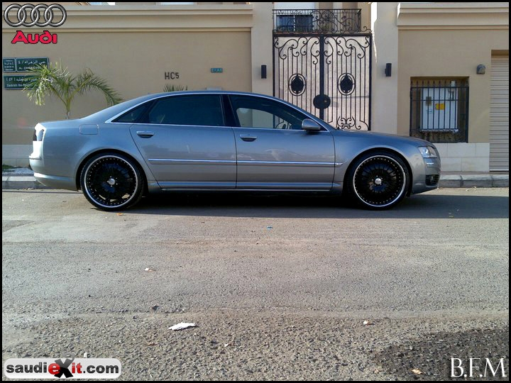 Another BFM56 2006 Audi A8 post... - 14738906