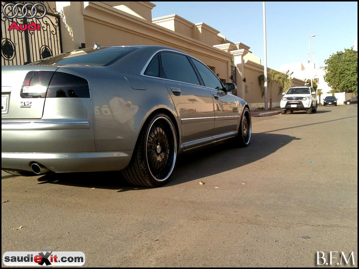 Another BFM56 2006 Audi A8 post... - 14738907