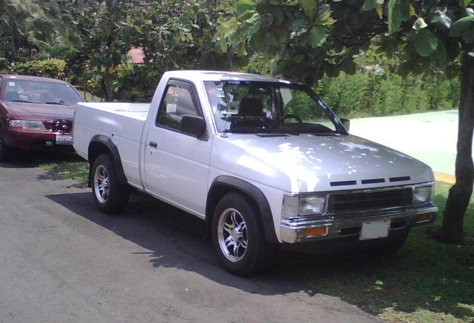 Rgmadrigal 1989 Nissan D21 Pick Up Specs Photos