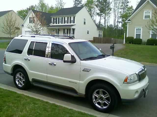 Ddog2k3 2004 Lincoln Aviator