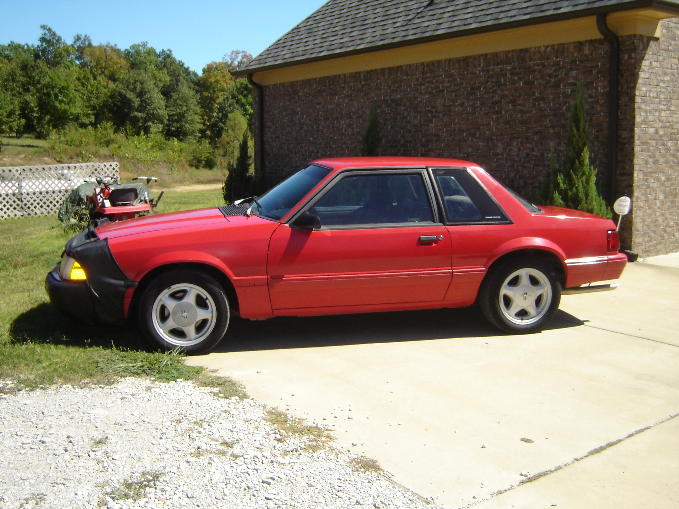 Another valzareh 1992 Ford Mustang post... - 14741362