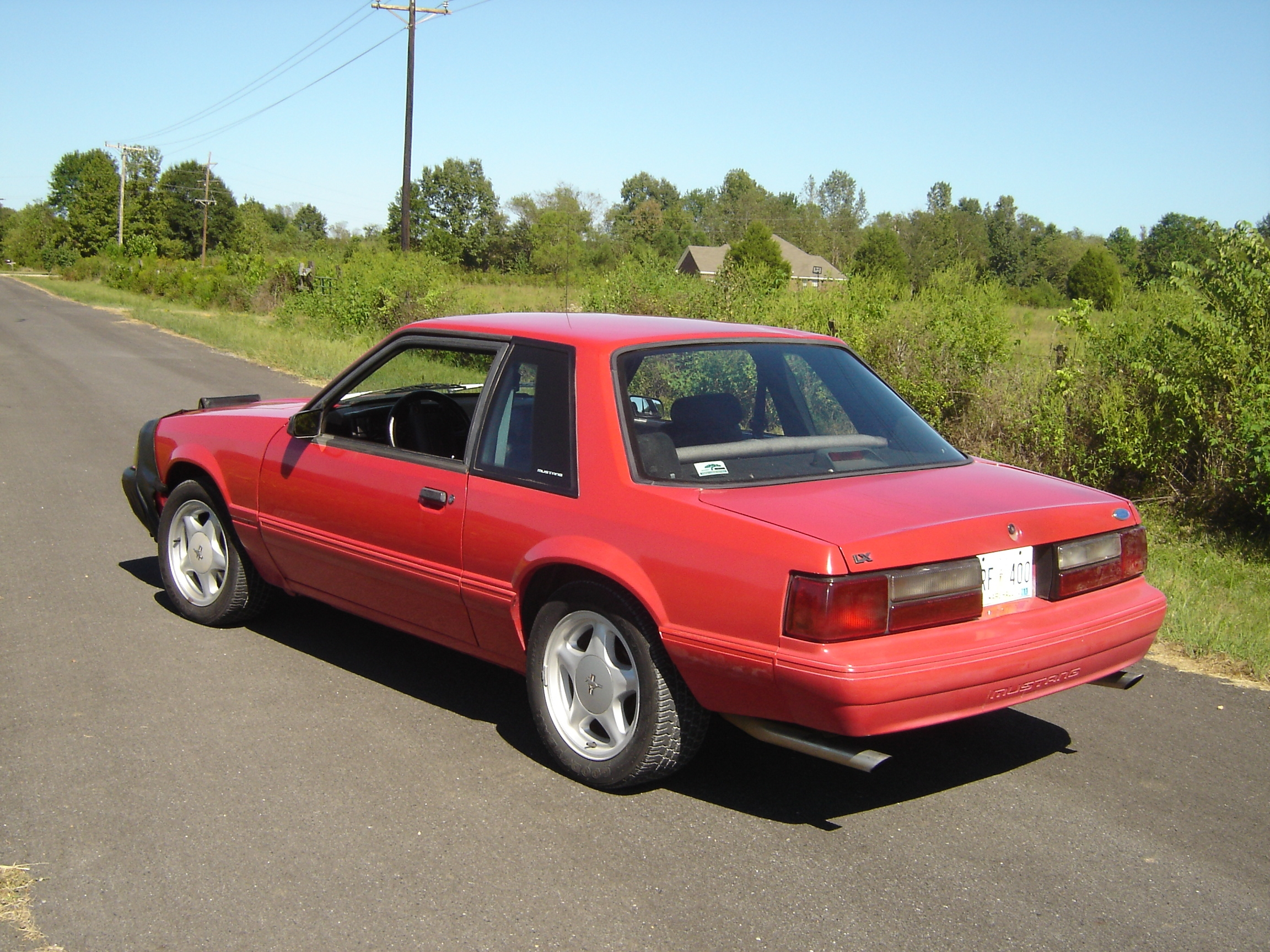 Another valzareh 1992 Ford Mustang post... - 14741371