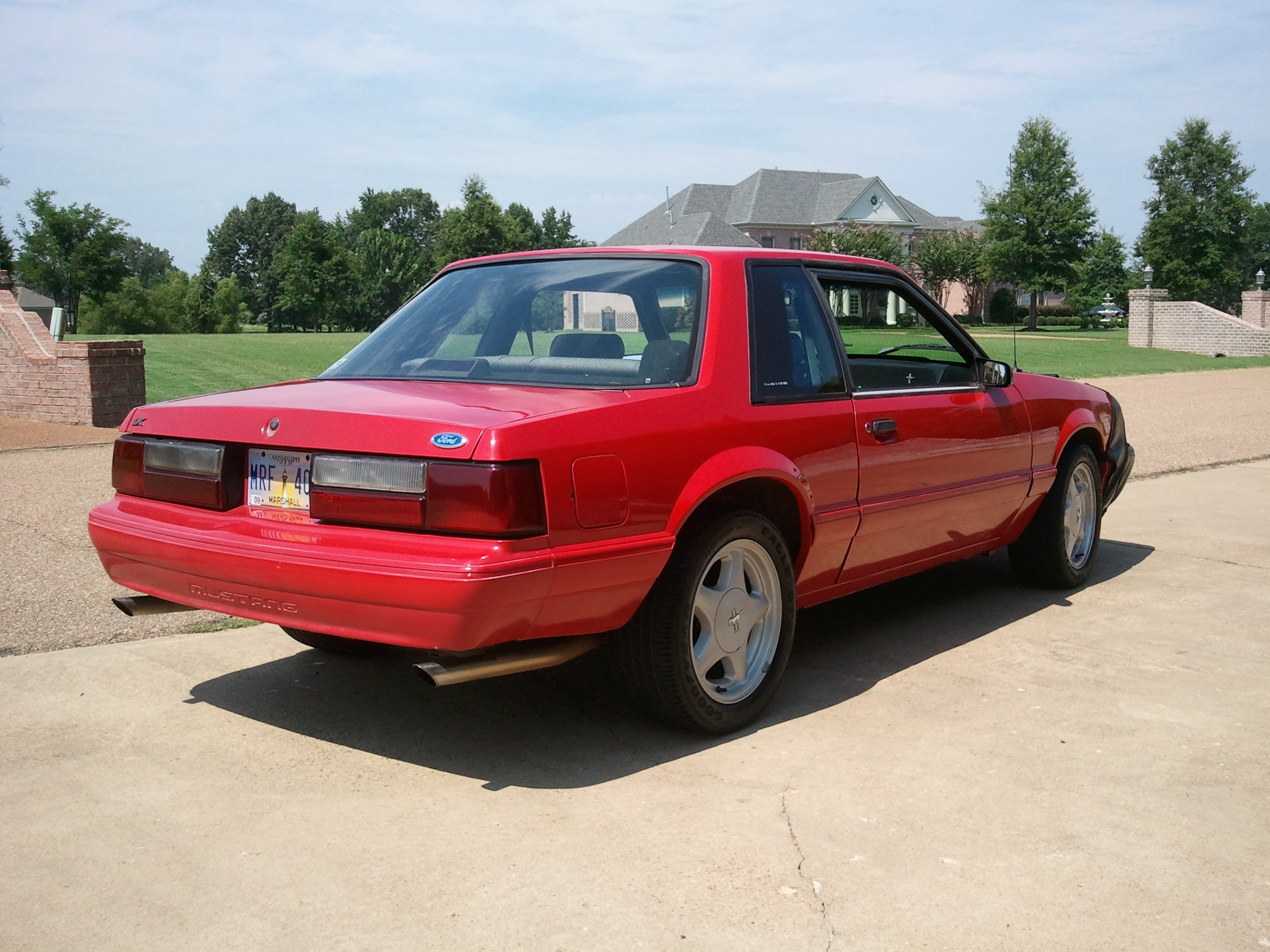 Another valzareh 1992 Ford Mustang post... - 14741382