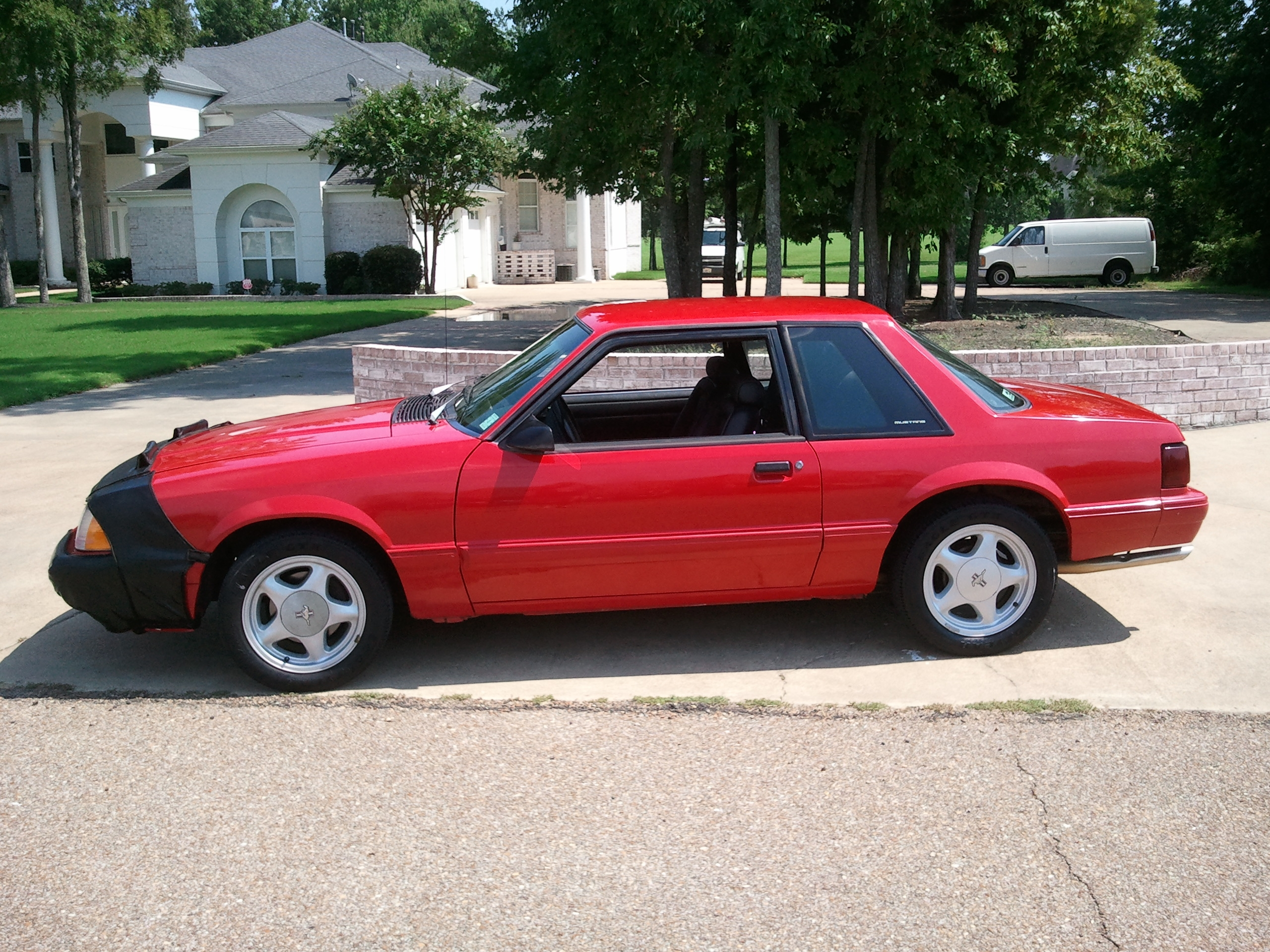 Another valzareh 1992 Ford Mustang post... - 14741385