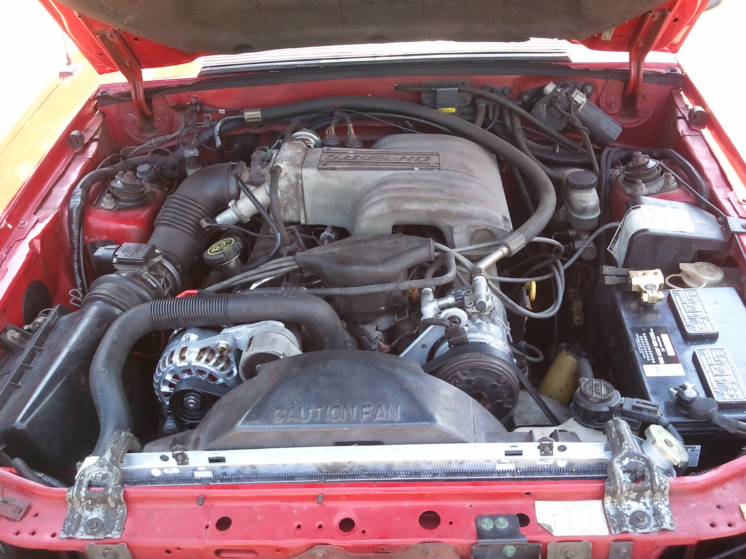 Another valzareh 1992 Ford Mustang post... - 14741386