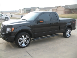 exxongerdess 2010 Ford F150 Super Cab