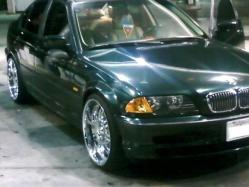 ef9milimeters 2000 BMW 3 Series