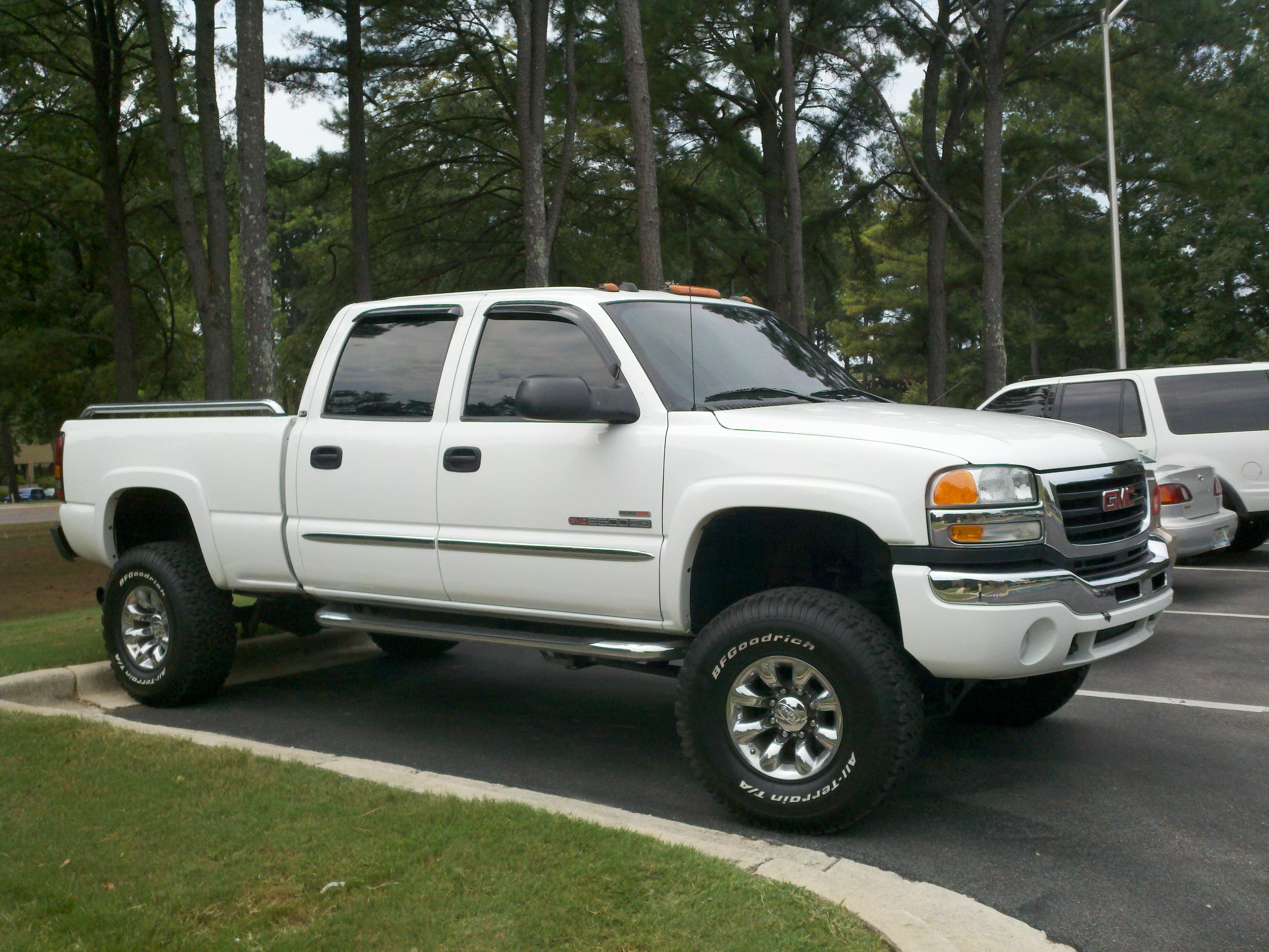 harley_hunt 2004 GMC 2500 HD Extended Cab Specs, Photos
