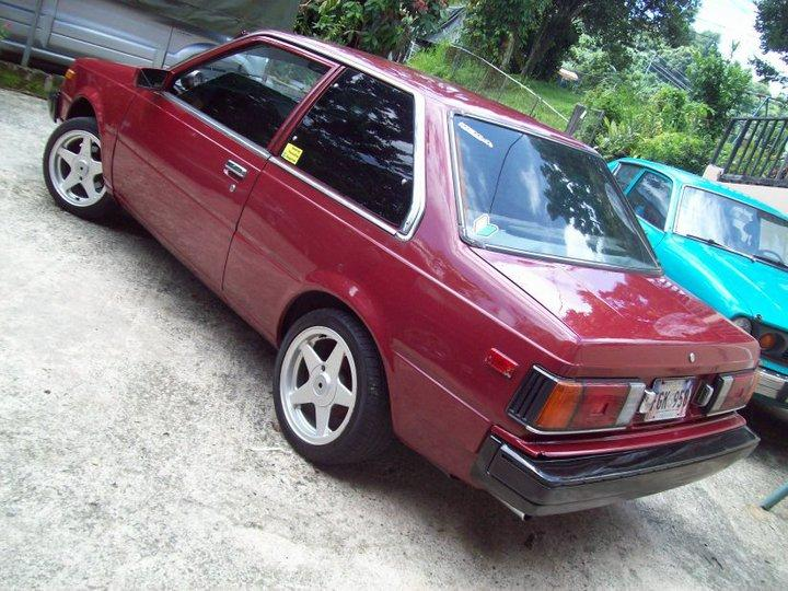 beboelrudeboy 1986 Nissan Sentra Specs, Photos, Modification Info at