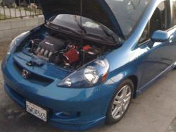 trmustangs 2007 Honda Fit