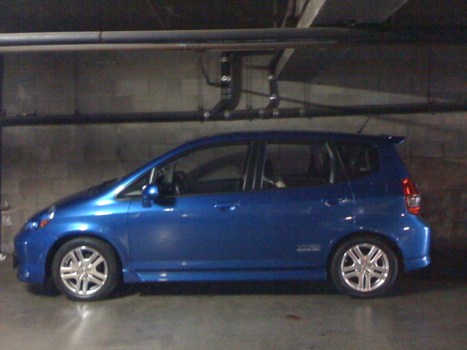 Another trmustang 2007 Honda Fit post... - 14741514