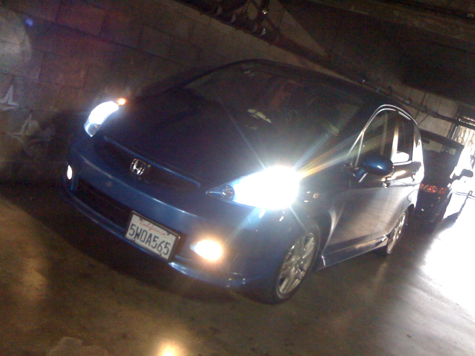 Another trmustang 2007 Honda Fit post... - 14741516
