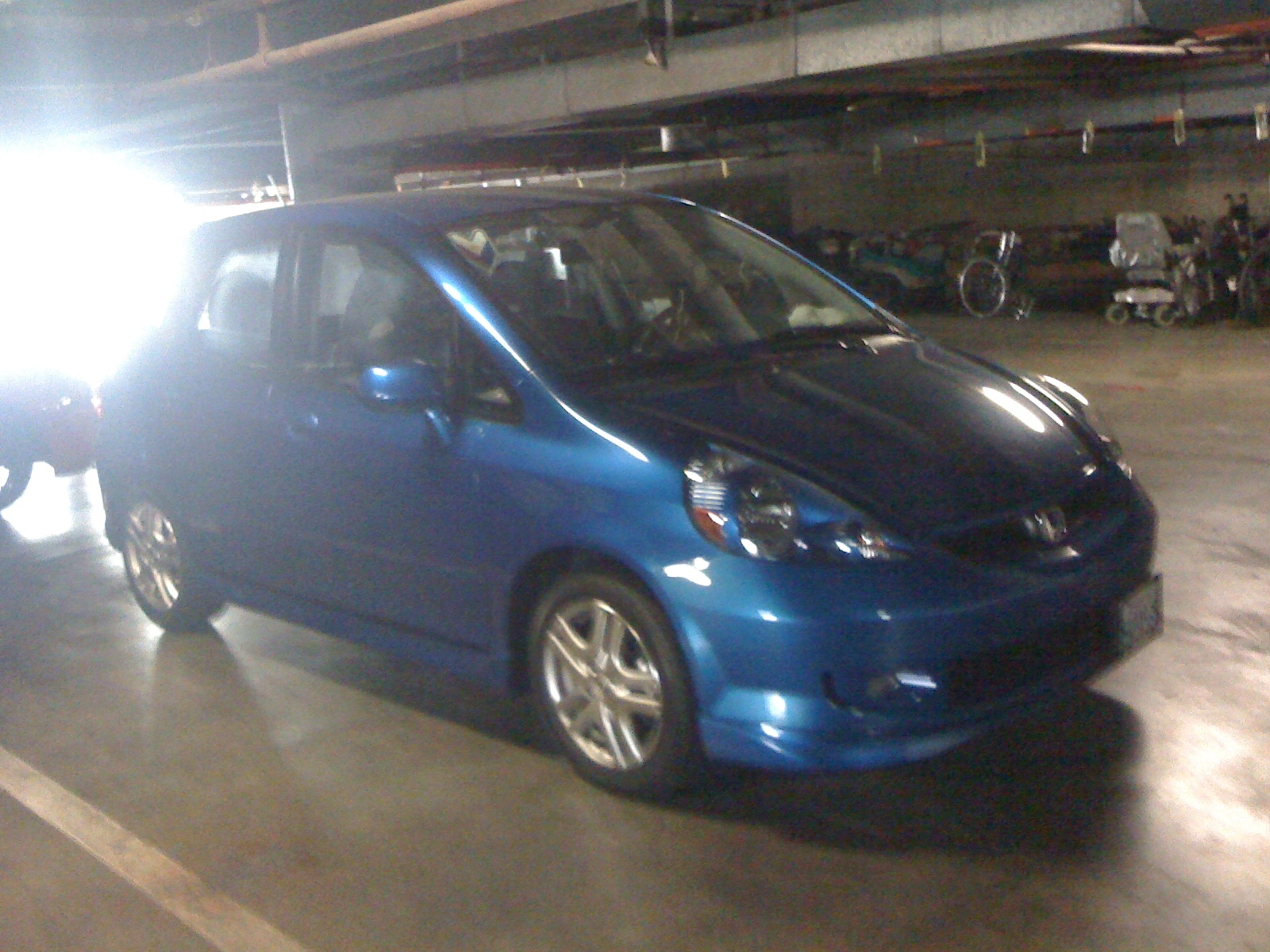 Another trmustang 2007 Honda Fit post... - 14741522