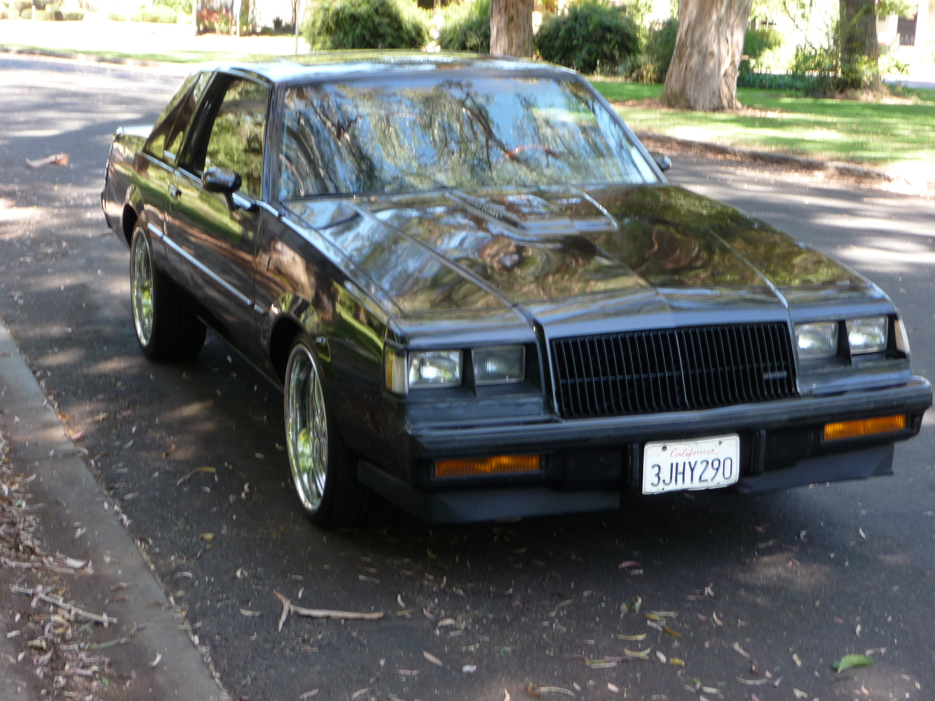 Another BOSSBREED 1987 Buick Grand National post... - 14743590