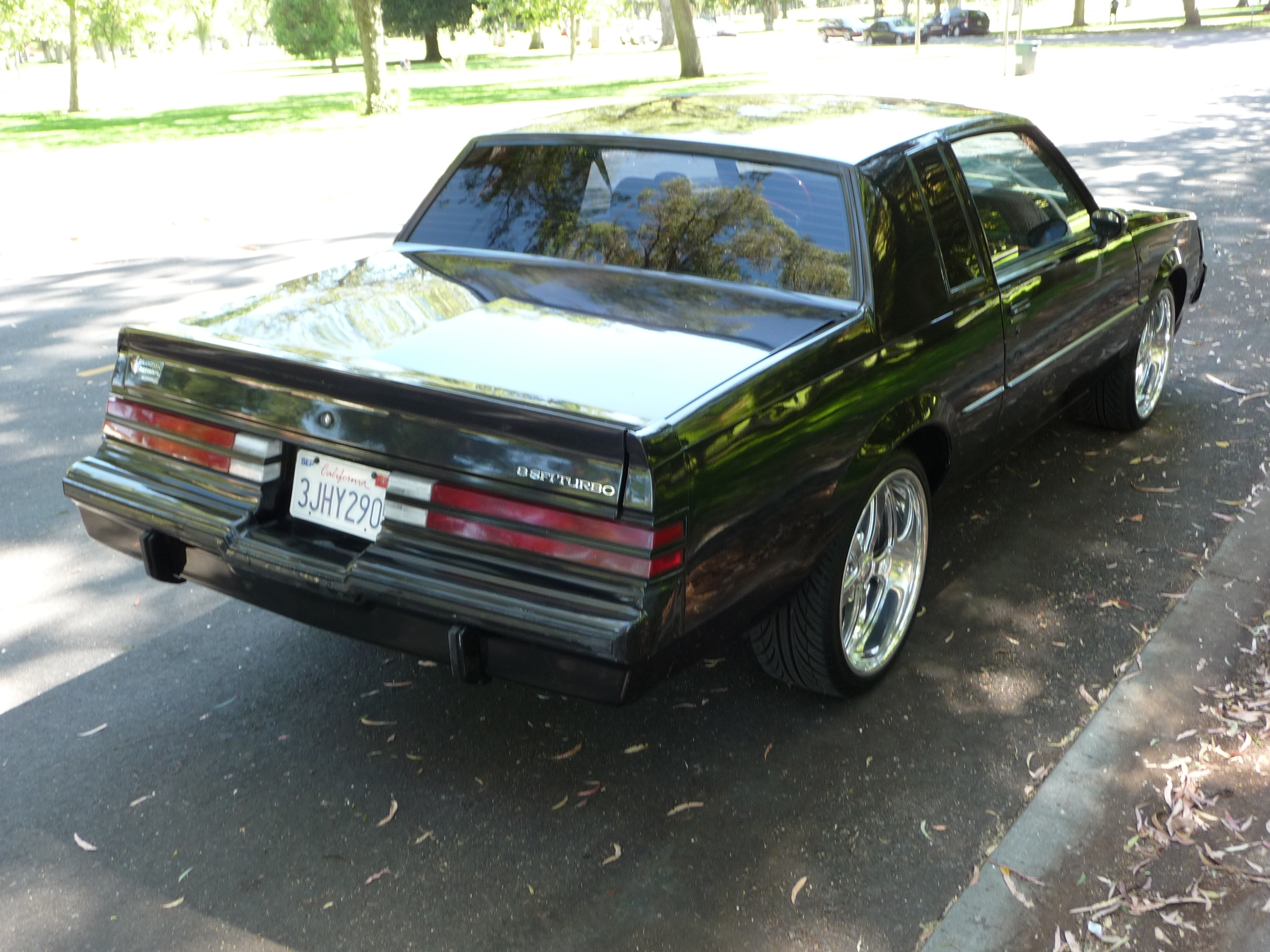 Another BOSSBREED 1987 Buick Grand National post... - 14743591