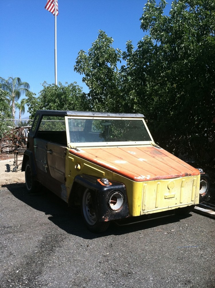 Vw thing pirate4x4 com 4x4 and off road forum