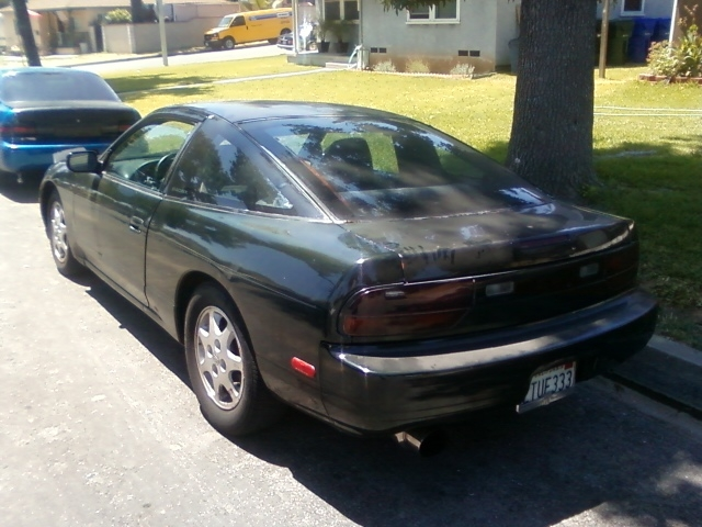Another EdWiN562 1990 Nissan 240SX post... - 14744158