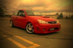 redrumroushs 2005 Ford Focus
