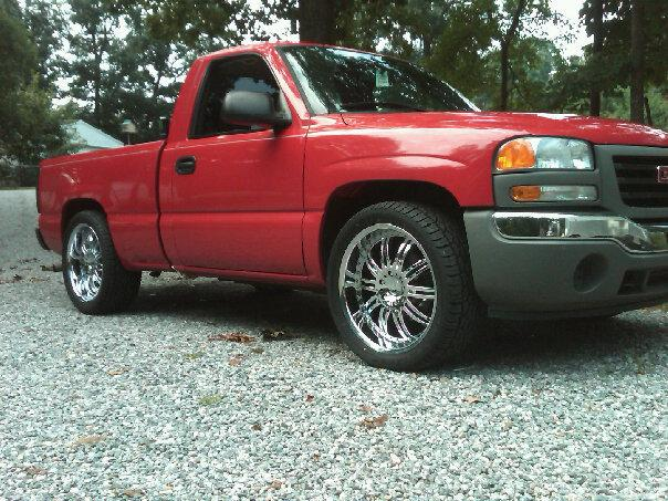 SlowLow11 2005 GMC Sierra-1500-Regular-Cab