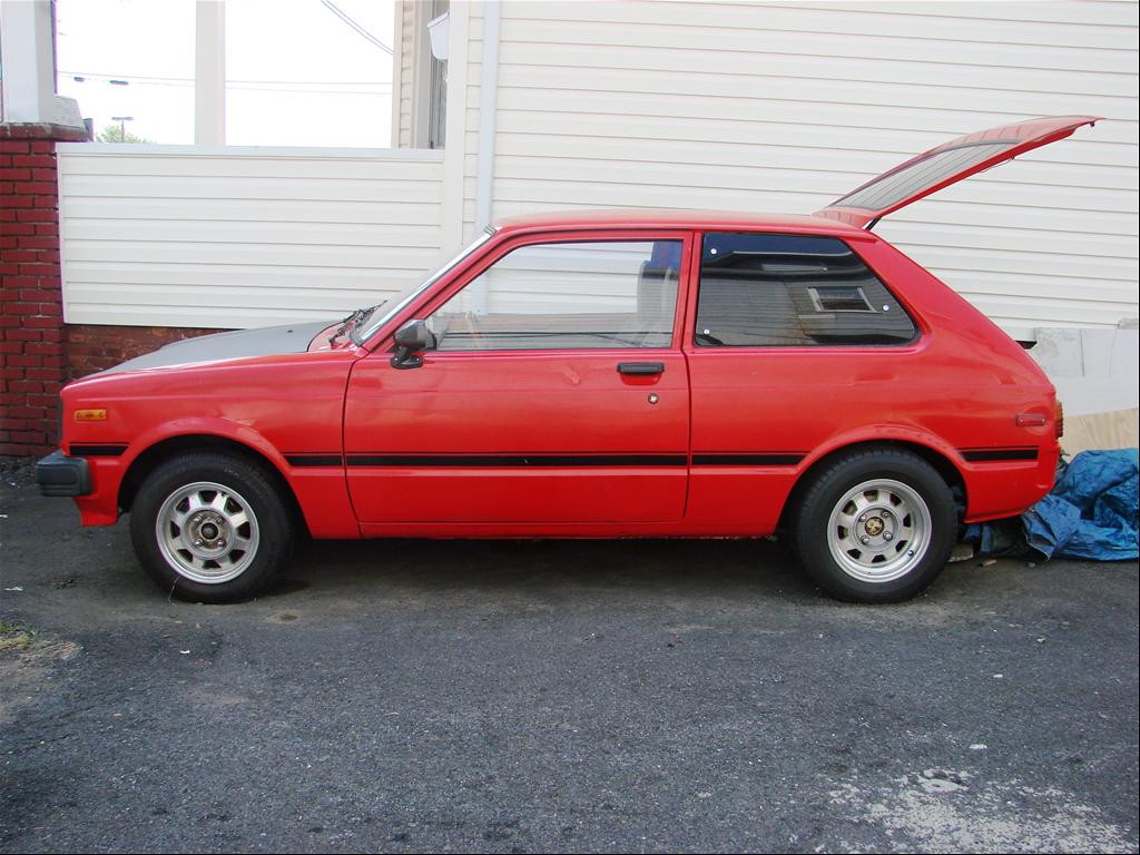 79 corolla 3t 39 s 1981 toyota starlet in paterson nj. Black Bedroom Furniture Sets. Home Design Ideas