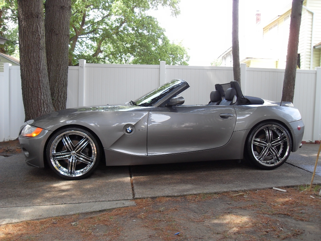 20 Inch Wheels Bmw Z4