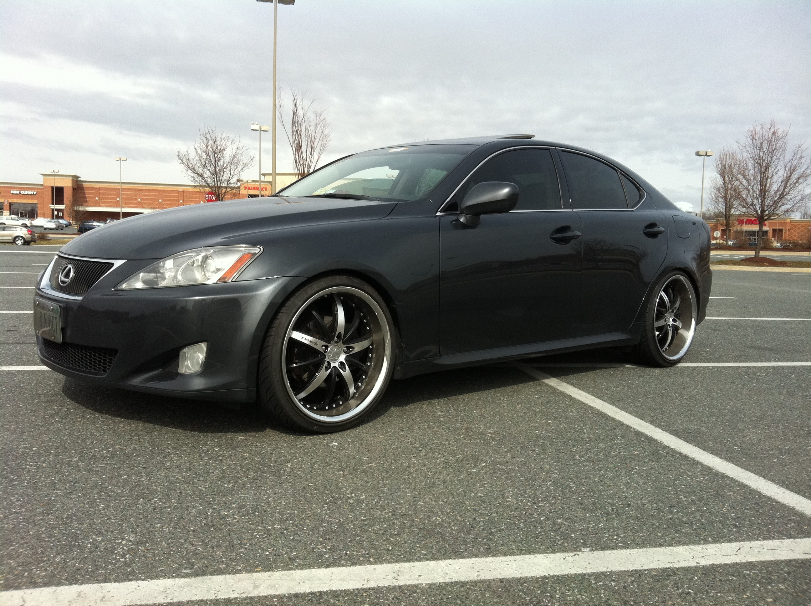 Another Assassyn_00 2006 Lexus IS post... - 14745139