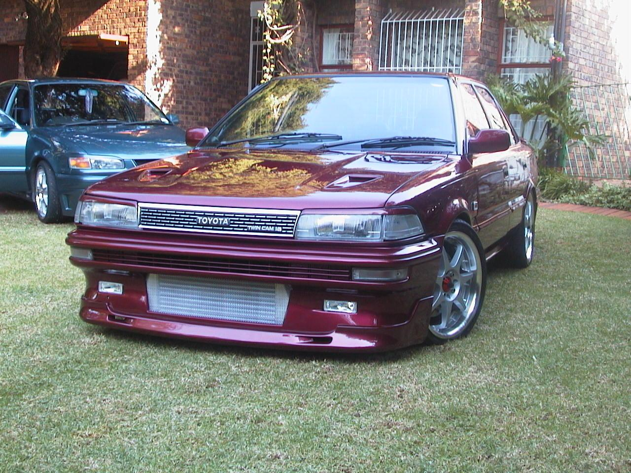 Another mrrxi 1993 Toyota Corolla post... - 14747487
