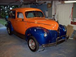 roadratter69 1941 Ford Deluxe