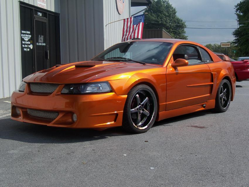 99_STANG 1999 Ford Mustang