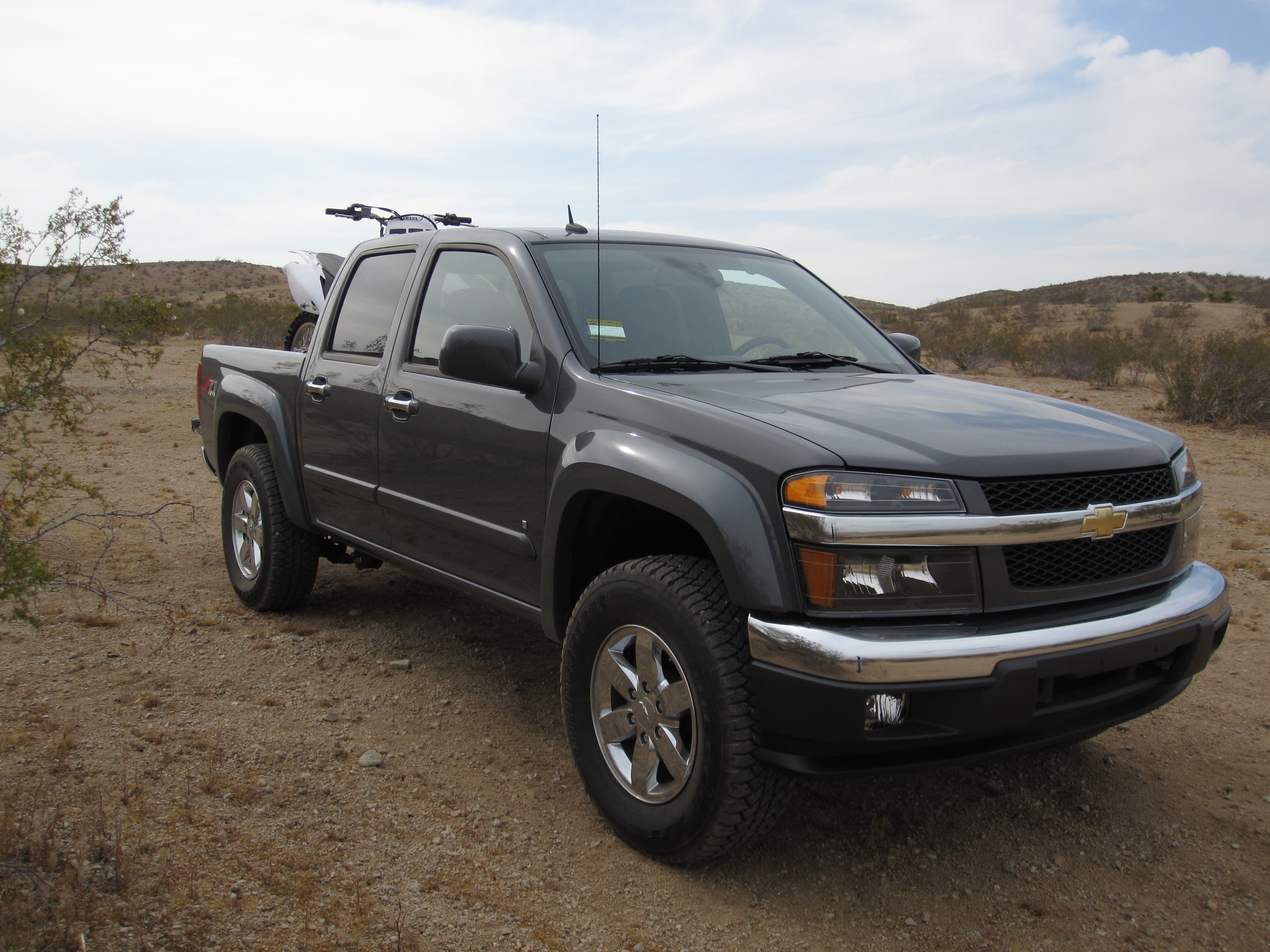 dakotalex 2009 chevrolet colorado crew cab specs photos. Black Bedroom Furniture Sets. Home Design Ideas