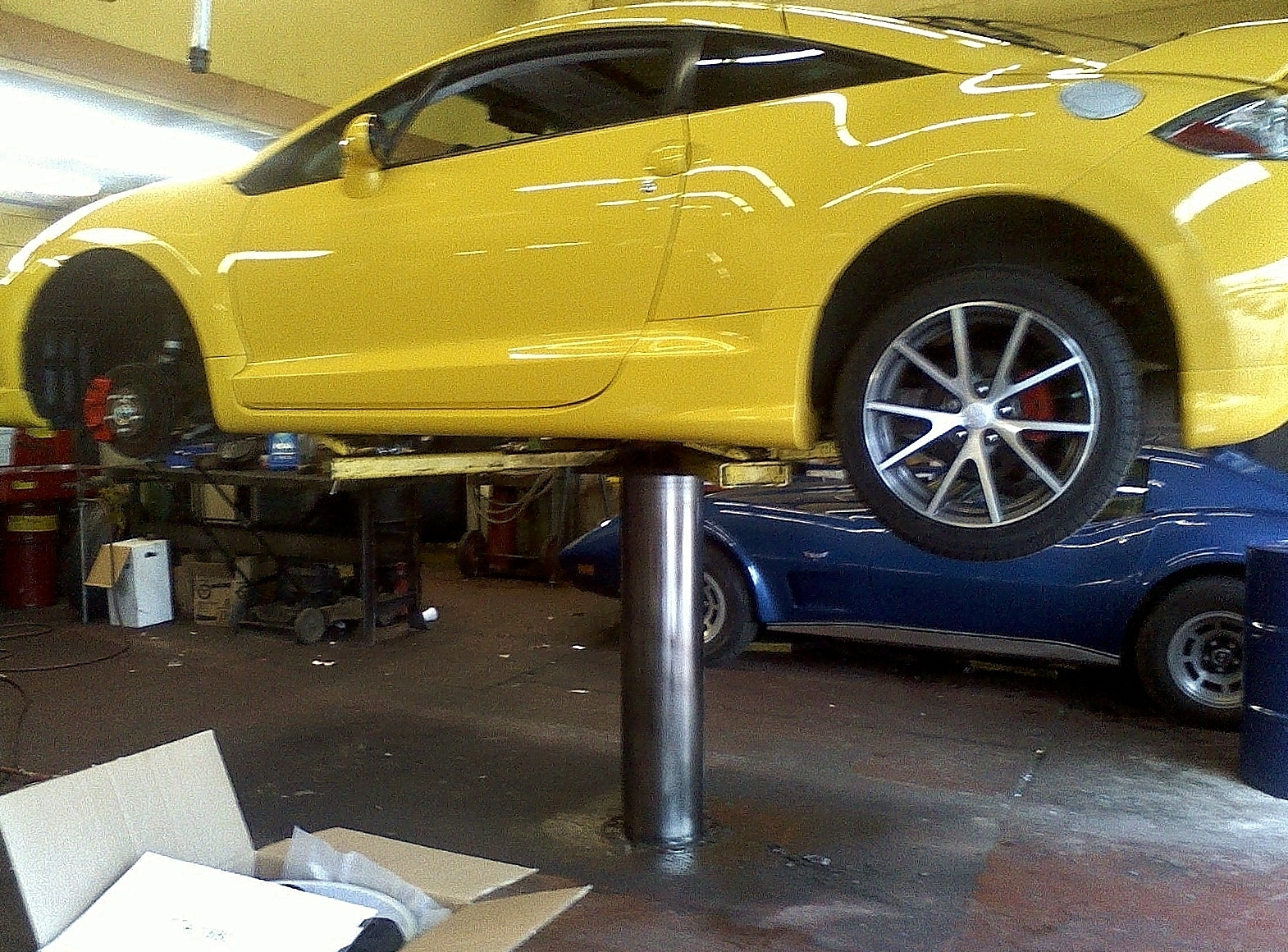 Another reireii 2010 Mitsubishi Eclipse post... - 14748685