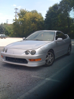 Acura Seattle on Bought My 2001 Integra Gsr In 2007 Completely Stock With 54k Miles