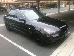 speedhecs 2004 BMW 5 Series
