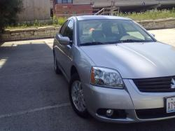 workinits 2009 Mitsubishi Galant