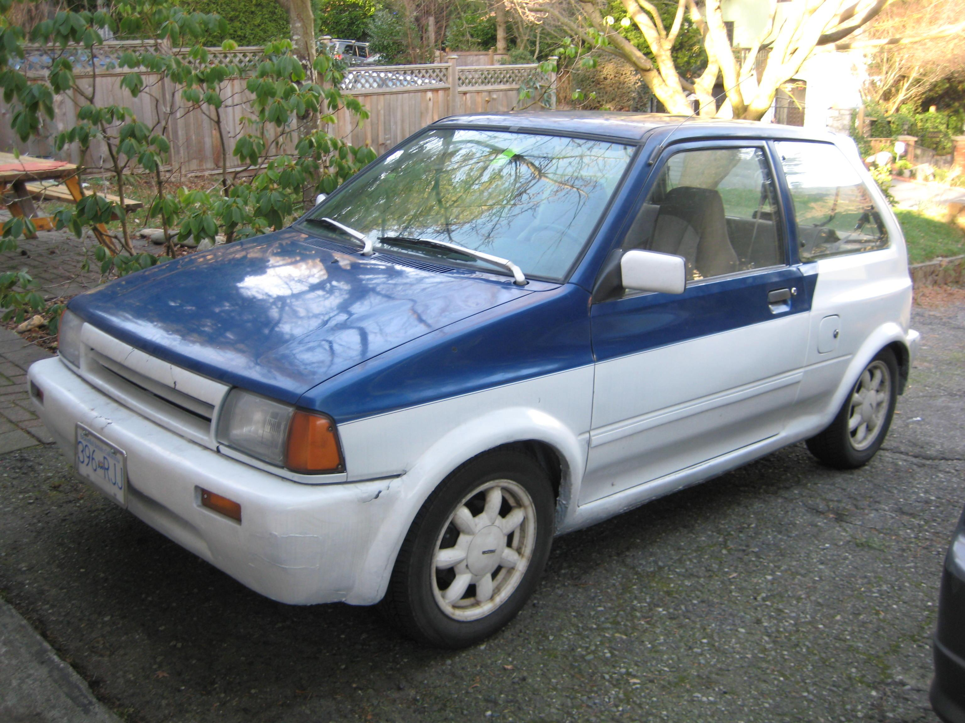 Another Festibits 1993 Ford Festiva post... - 14747919