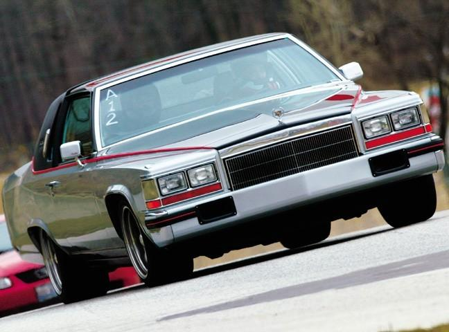 Another -SKORPION_32- 1984 Cadillac DeVille post... - 14749767