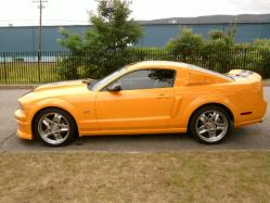 slutstangs 2007 Ford Mustang