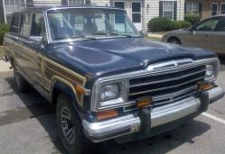 tschultz1185 1987 Jeep Grand Wagoneer