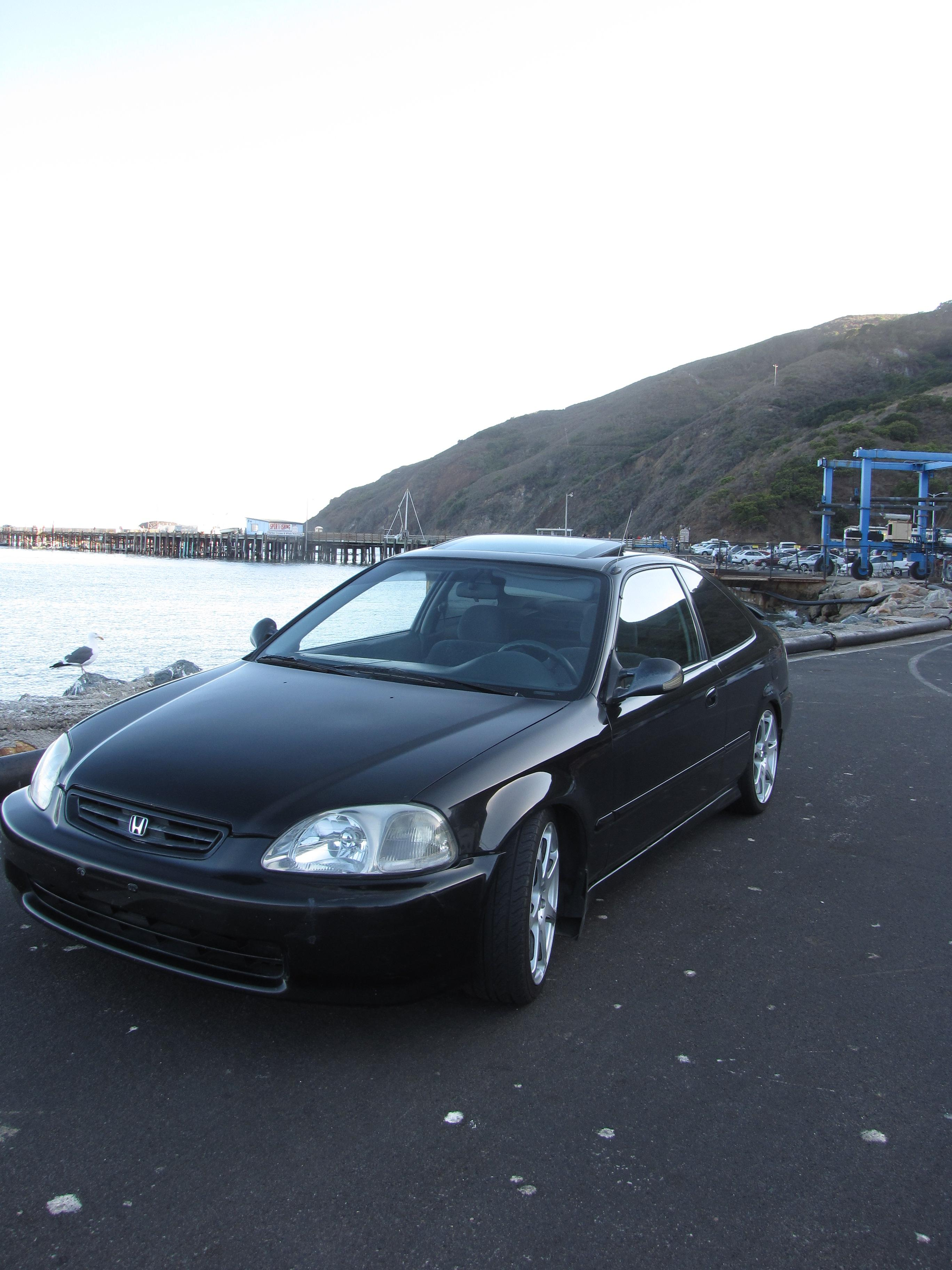 1996 honda civic td related infomation specifications for Honda in network
