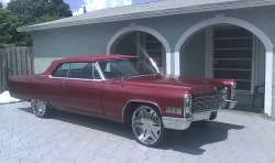dbird35s 1966 Cadillac DeVille