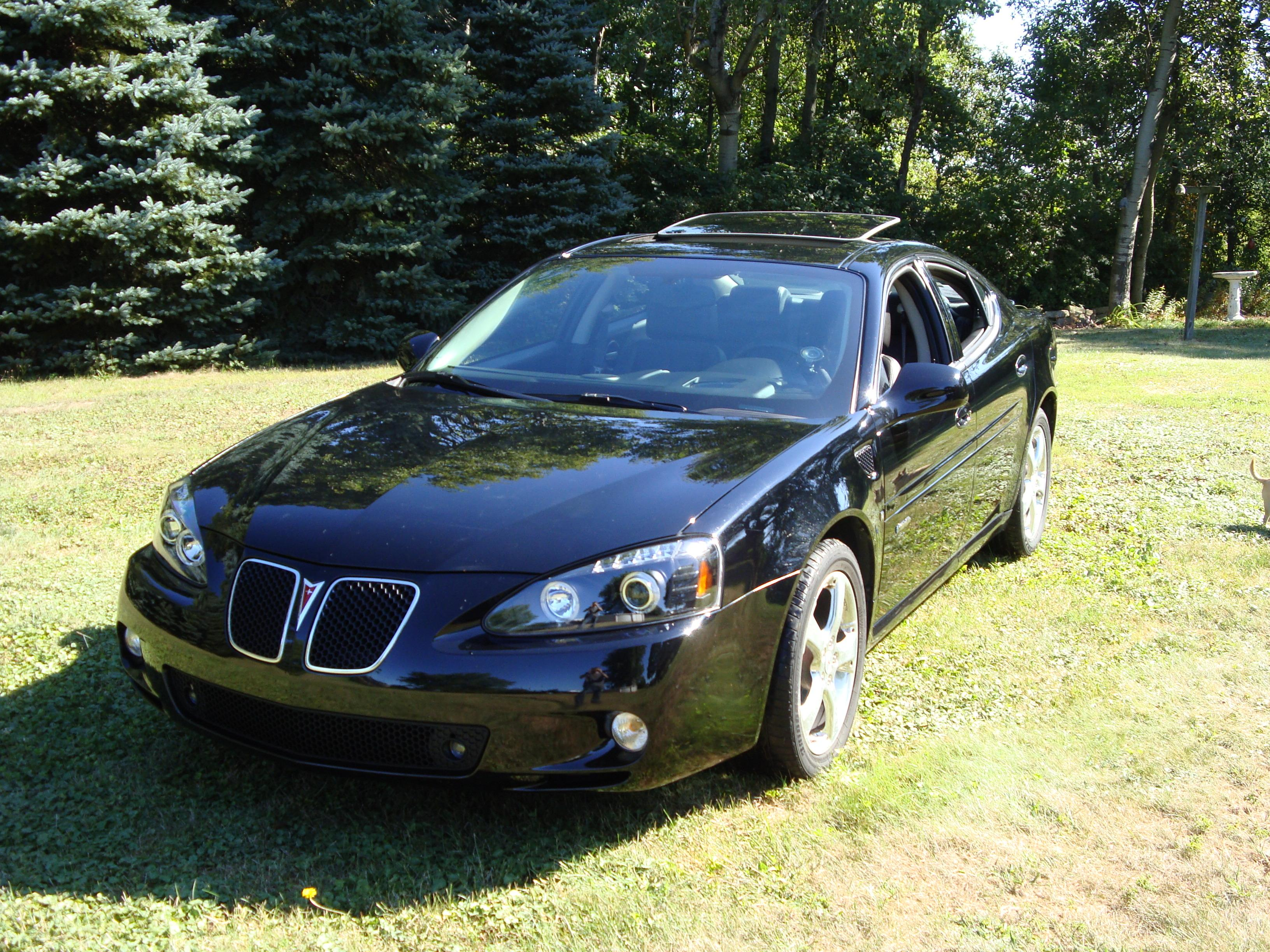 arepok 2007 pontiac grand prixgxp sedan 4d specs photos modification info at cardomain. Black Bedroom Furniture Sets. Home Design Ideas