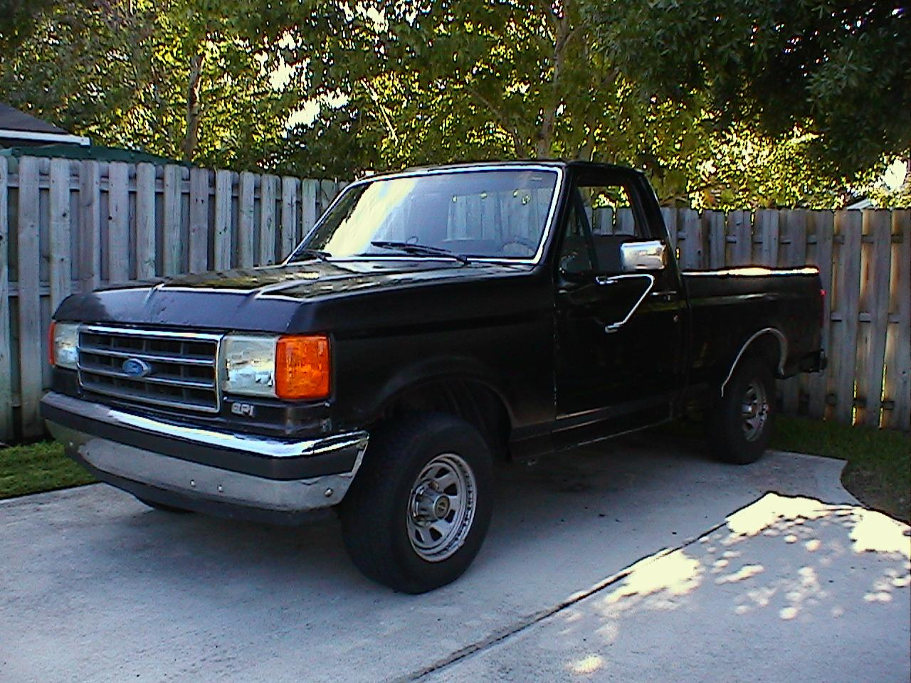 Ilove4x4s06 1990 Ford F150 Regular Cabshort Bed Specs Photos Modification Info At Cardomain